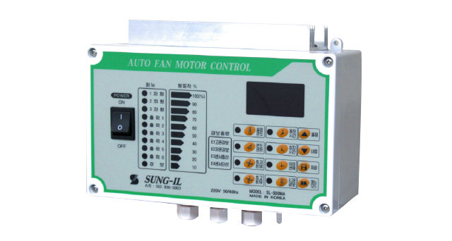 Large- and Small-Scale Ventilation Control Systems